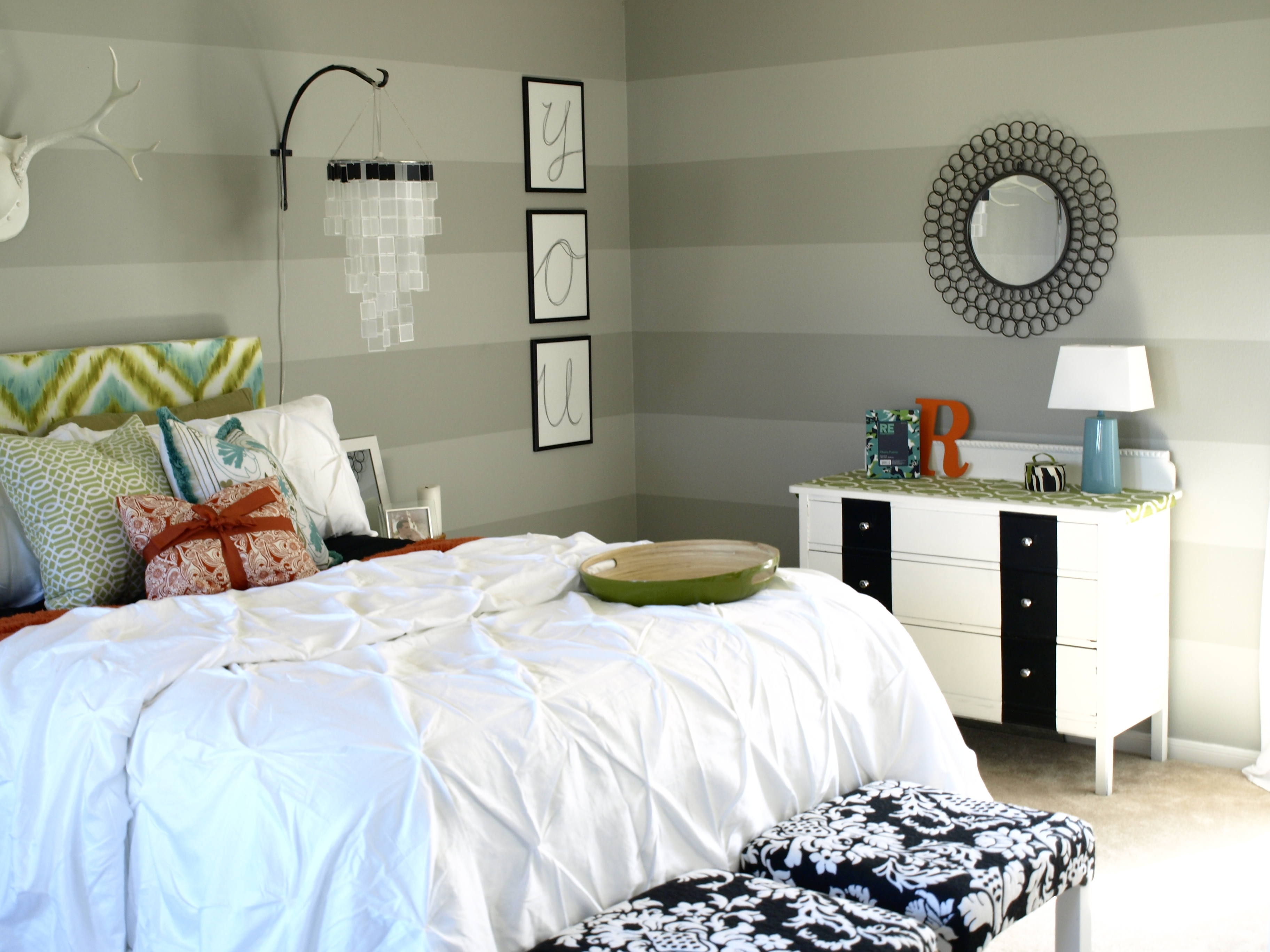 Master Bedroom Makeover by See Cate Create - DIY Show Off ™ - DIY ...