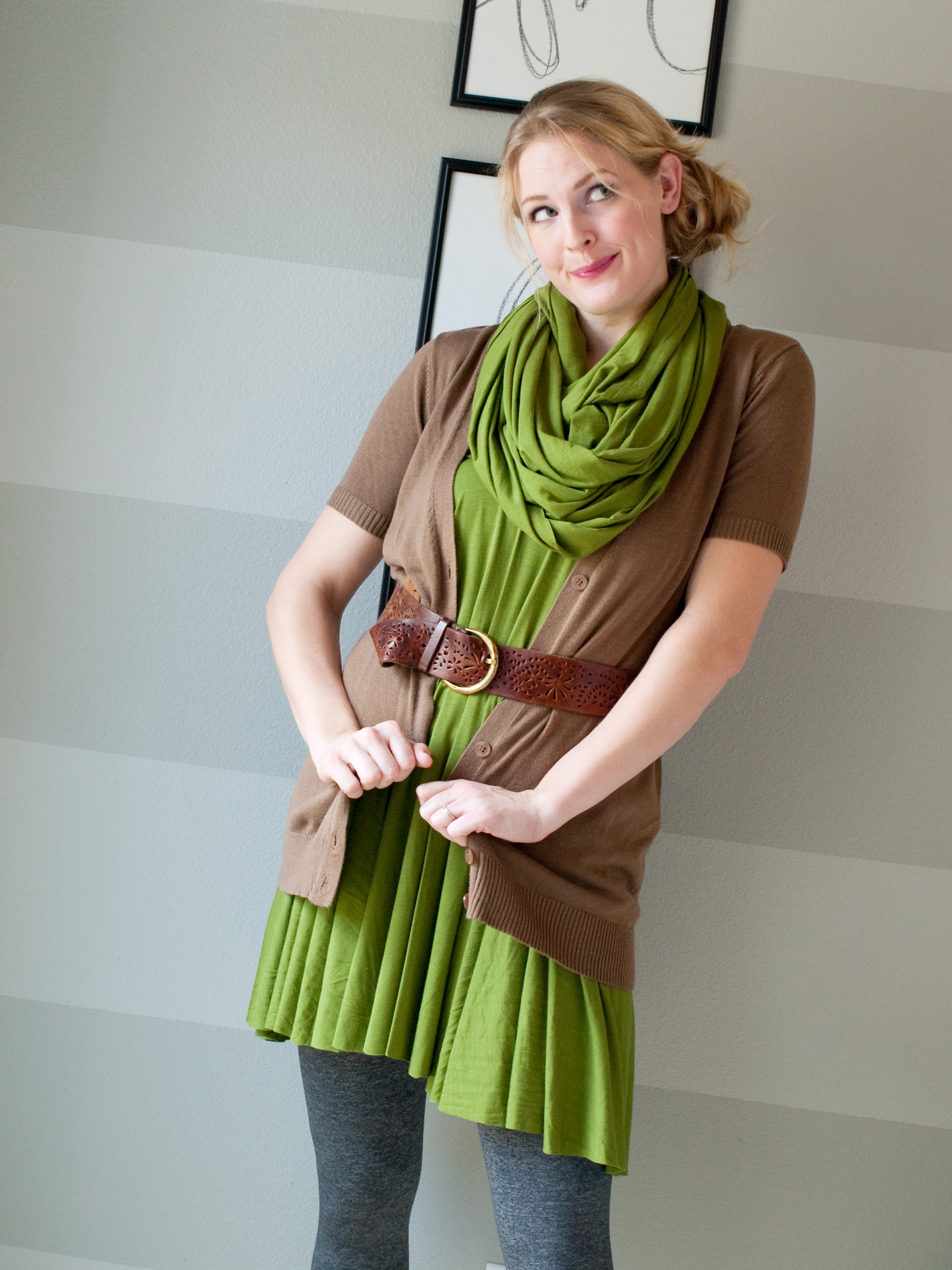 How To Make An Infinity Wrap Dress This Will Blow Your