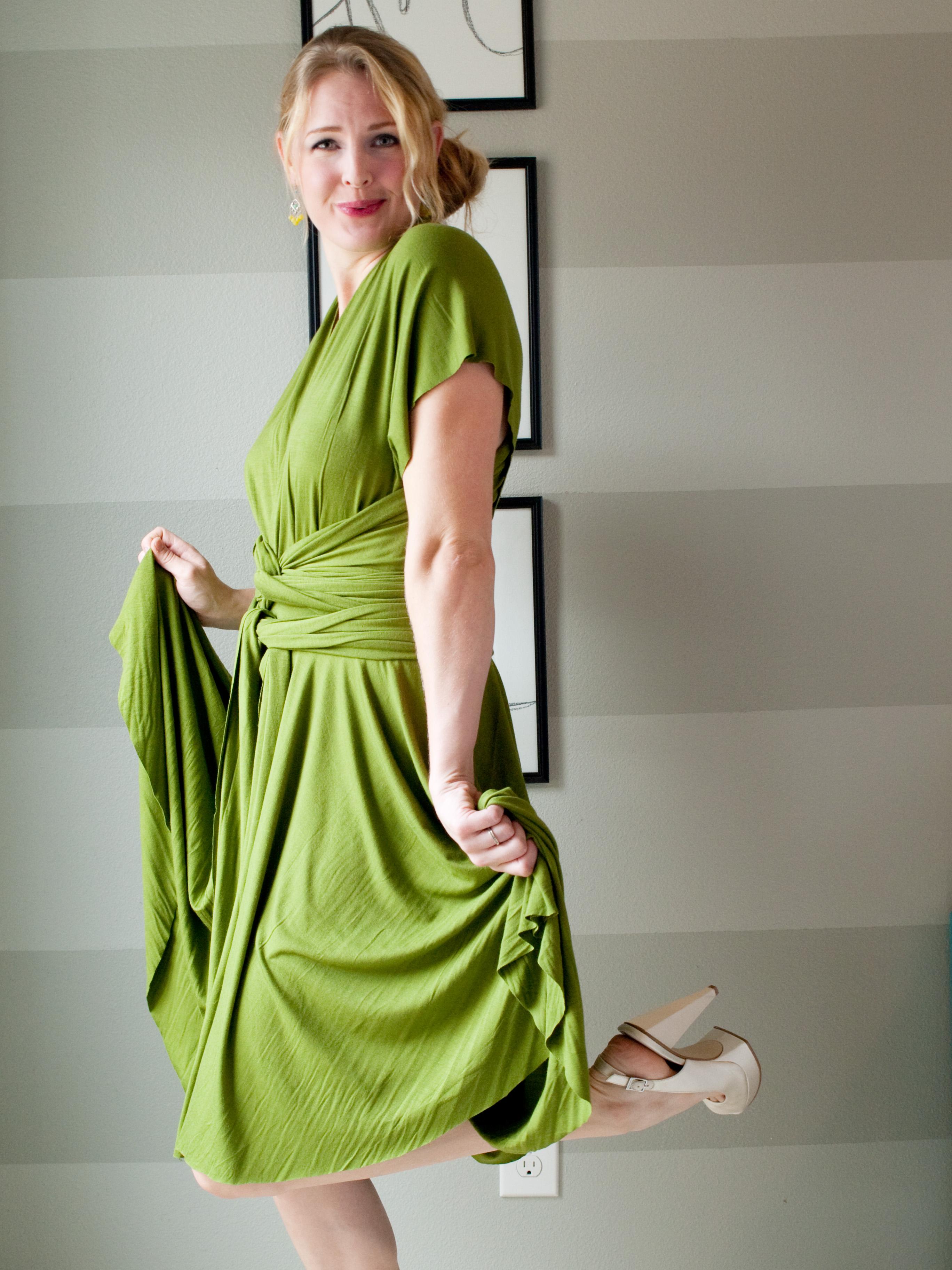 Как сшить платье инфинити